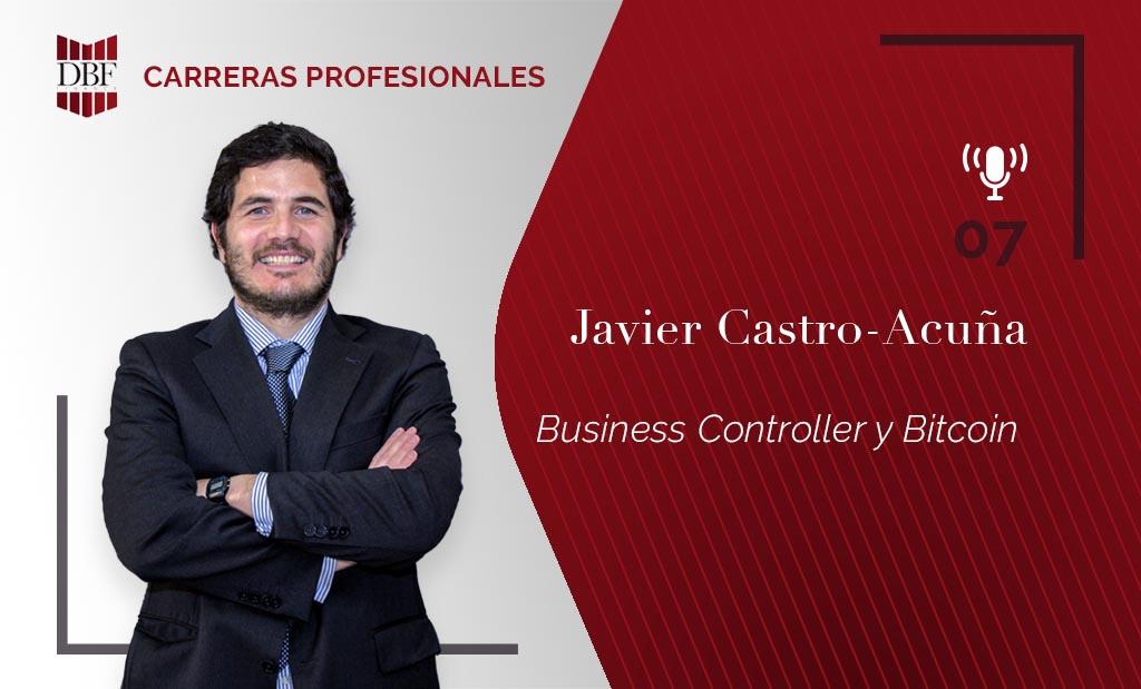 Javier Castro-Acuña carreras profesionales